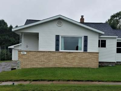 Park Falls Single Family Home For Sale: 951 2nd Ave N