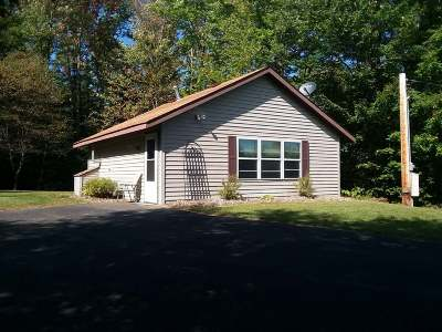Pickerel Single Family Home For Sale: W6480 Cth A