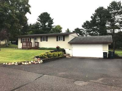 Minocqua Single Family Home Active O/C: 8506 Rogers Dr