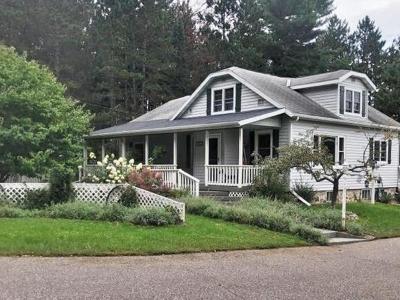 Oneida County Single Family Home For Sale: 2410 Bergman Rd