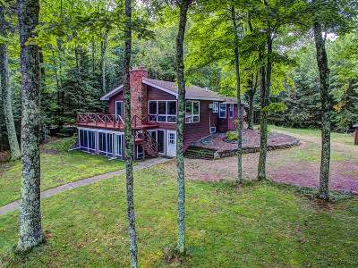 Conover Single Family Home Active O/C: 4536 Tranquil Waters Ln