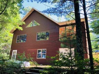 Tomahawk WI Single Family Home For Sale: $262,500
