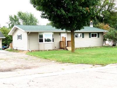 Merrill Single Family Home For Sale: 1809 Jackson St