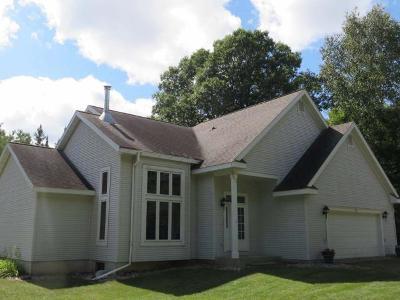 Mercer Single Family Home For Sale: 8493 Oak Lake Rd