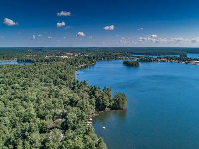 Minocqua WI Residential Lots & Land For Sale: $419,900