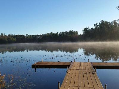 Minocqua WI Residential Lots & Land For Sale: $54,900