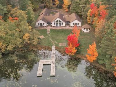 Eagle River WI Single Family Home For Sale: $825,000