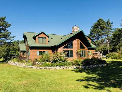 Tomahawk WI Single Family Home For Sale: $449,700