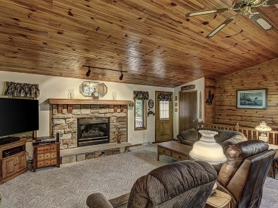 Eagle River Single Family Home For Sale: 1739 Bass Lake Rd W