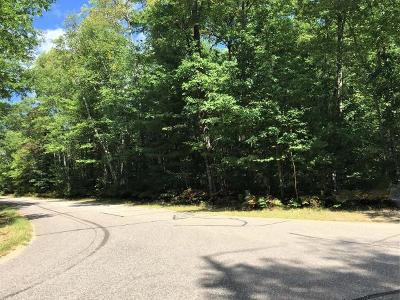 Three Lakes WI Residential Lots & Land For Sale: $36,540