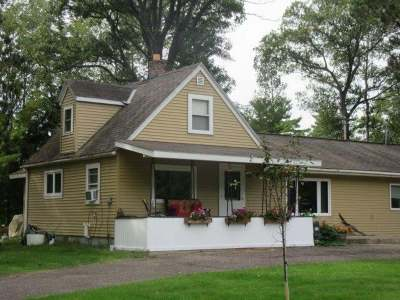 Forest County, Iron Wi County, Langlade County, Lincoln County, Oneida County, Vilas County Single Family Home For Sale: 8577 Hwy 70
