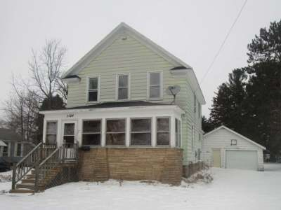 Antigo Single Family Home For Sale: 1124 7th Ave