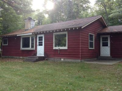 Eagle River Single Family Home For Sale: 738 Isle Of B Rd