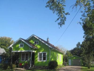 Antigo WI Single Family Home For Sale: $59,900
