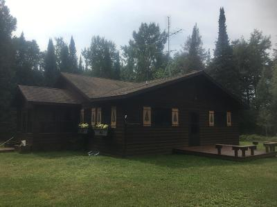 Eagle River WI Single Family Home For Sale: $239,000