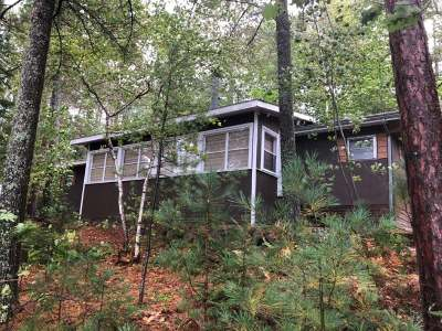 Forest County, Iron Wi County, Langlade County, Lincoln County, Oneida County, Vilas County Single Family Home For Sale: 5525 Blong Rd