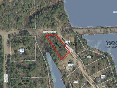 Residential Lots & Land For Sale: 2195 Whispering Pines Rd