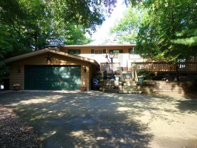 Minocqua WI Single Family Home For Sale: $575,000