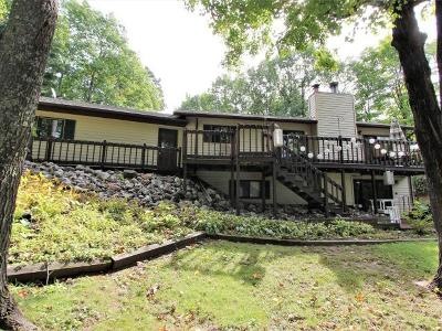 Woodruff Single Family Home For Sale: 8015 Miller Lake Ln