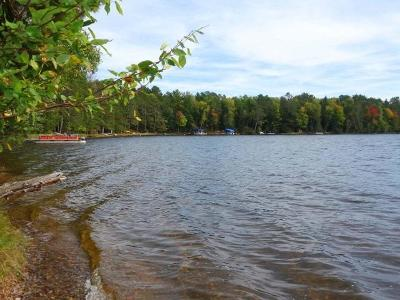 Minocqua WI Residential Lots & Land For Sale: $129,000