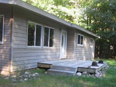 Minocqua Single Family Home Active O/C: 9790 Old Hwy 70