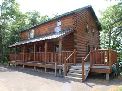 Minocqua Single Family Home For Sale: 351 Hwy 51