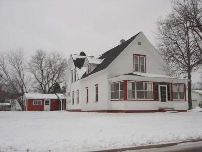 Merrill Single Family Home For Sale: 600 S Foster St