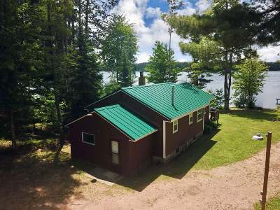 Forest County, Iron Wi County, Langlade County, Lincoln County, Oneida County, Vilas County Condo/Townhouse For Sale: N12060 Post Lake Dr N #2