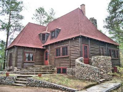 Lac du Flambeau WI Single Family Home For Sale: $638,700