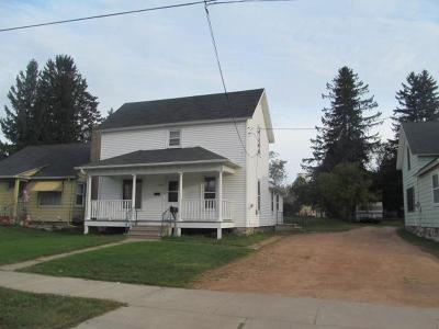 Antigo Single Family Home Active O/C: 518 3rd Ave
