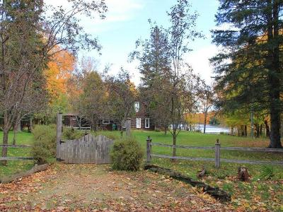 Iron Wi County Single Family Home For Sale: 3880w Stone Lake Rd