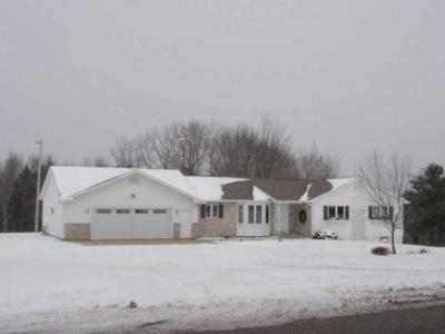 Merrill Single Family Home For Sale: W4232 Cth G
