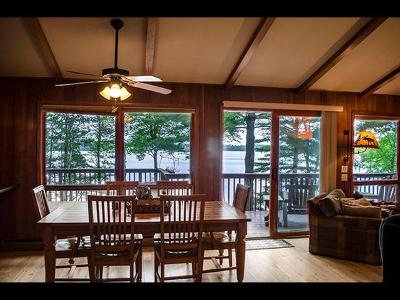 Eagle River WI Single Family Home For Sale: $475,000
