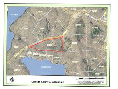 Rhinelander Residential Lots & Land For Sale: On Pine Grove Dr