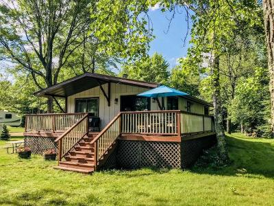 Lincoln County, Oneida County Single Family Home For Sale: 08619 Hwy 8