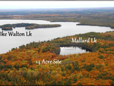 Lac Du Flambeau WI Residential Lots & Land For Sale: $389,900