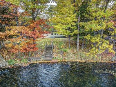 Langlade County, Forest County, Oneida County Single Family Home For Sale: 4997 Horsehead Lake Rd