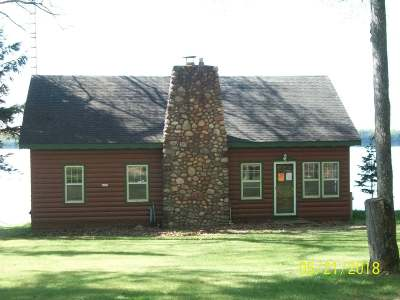 Phelps WI Single Family Home Active O/C: $155,000