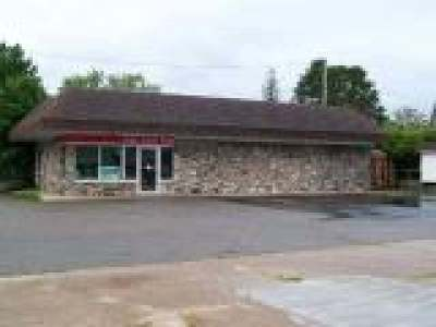 Eagle River WI Commercial For Sale: $245,000