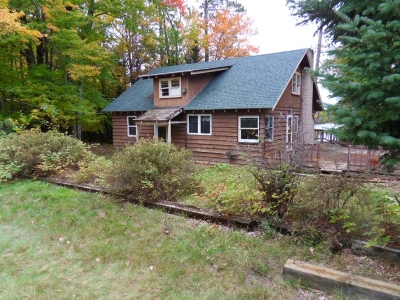 Forest County, Iron Wi County, Langlade County, Lincoln County, Oneida County, Vilas County Single Family Home For Sale: 4860 Birchwood Dr W