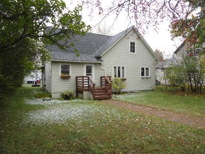 Tomahawk WI Single Family Home Active O/C: $94,500
