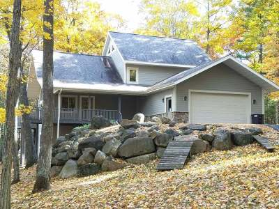 Hazelhurst WI Single Family Home For Sale: $369,900