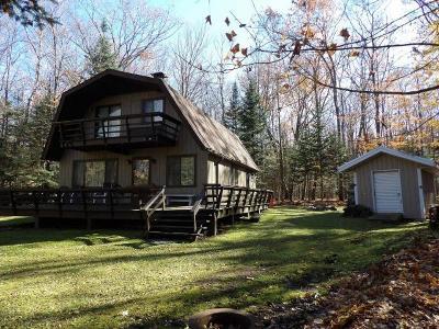 Crandon Single Family Home For Sale: 3120 Black Ln