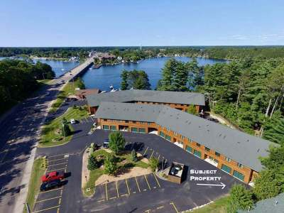 Minocqua Condo/Townhouse For Sale: 8270 Hwy 51 #11B
