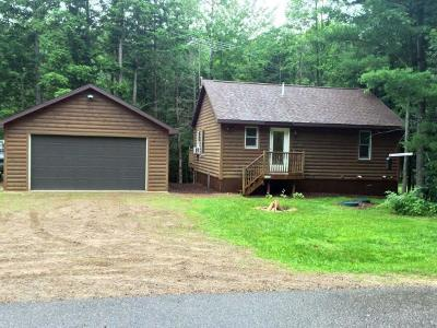 White Lake Single Family Home For Sale: N3950 Red Pine Dr