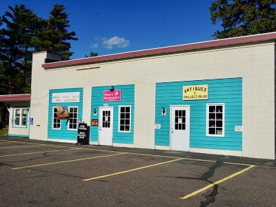 Eagle River Commercial For Sale: 1413 Wall St E