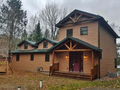 Lincoln County, Price County, Oneida County, Vilas County Single Family Home For Sale: 8050 Cth D