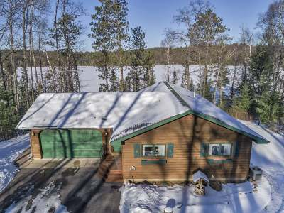 Eagle River WI Single Family Home For Sale: $315,000
