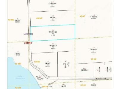 Eagle River WI Residential Lots & Land For Sale: $49,900