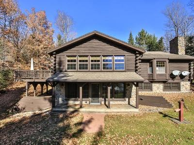 Minocqua WI Single Family Home For Sale: $700,000